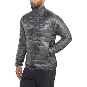 Patagonia Micro Puff Jacket Men Forge Grey
